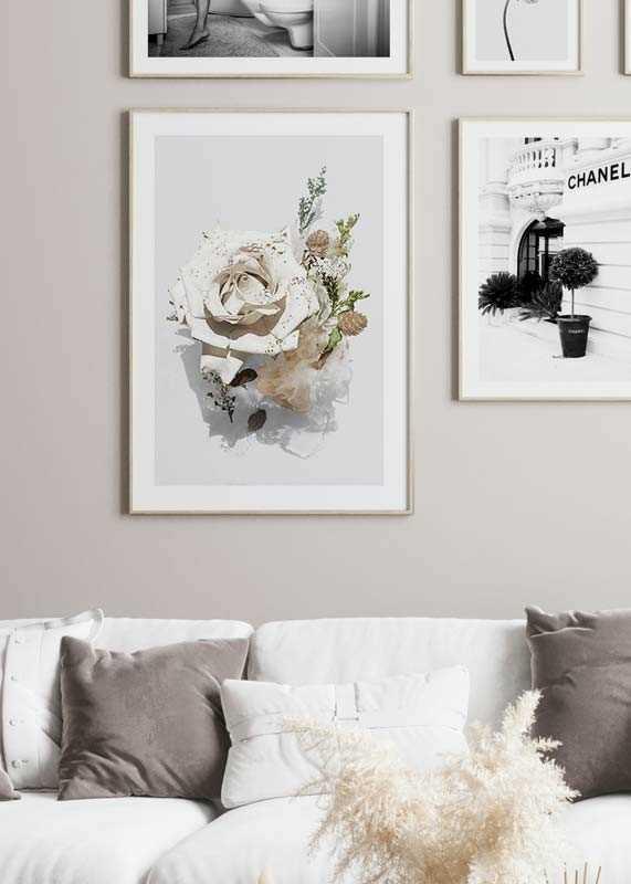 Floral arrangement No1-4