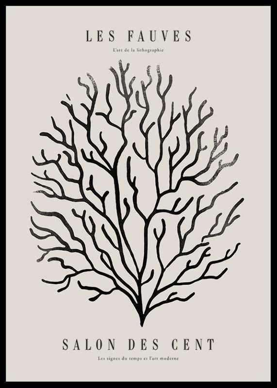 Matisse Les Fauves Tree-0