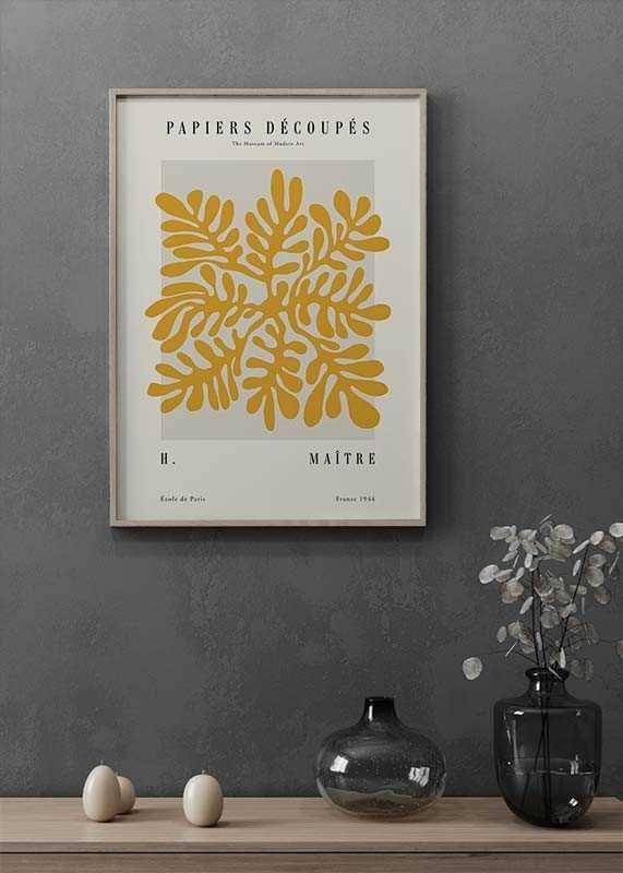 Matisse Papiers Decoupes No2-2