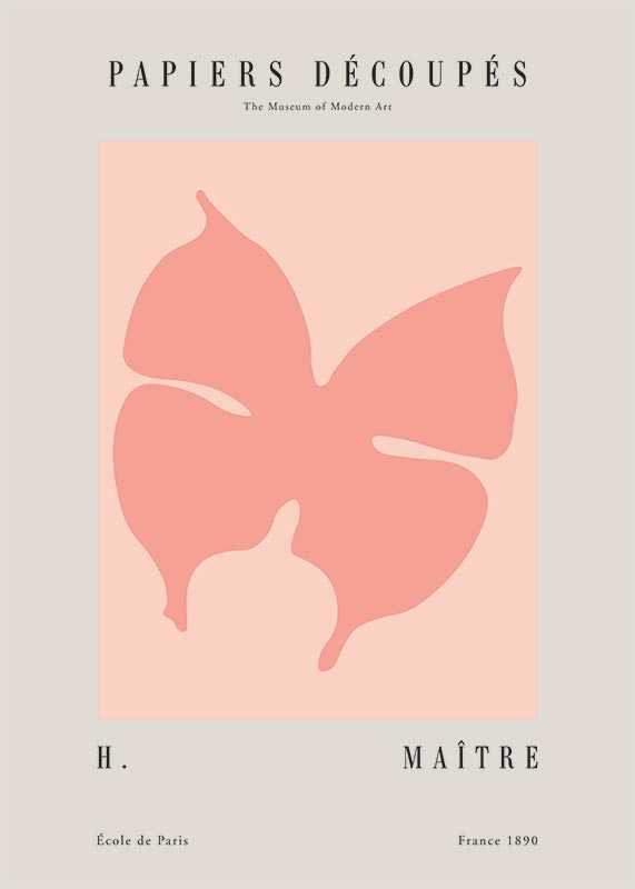 Matisse Papiers Decoupes No3-1