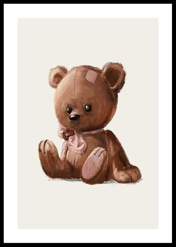 Brown Teddy-0