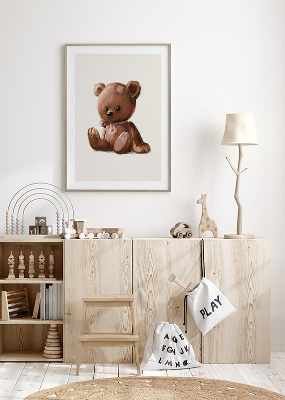 Brown Teddy-4