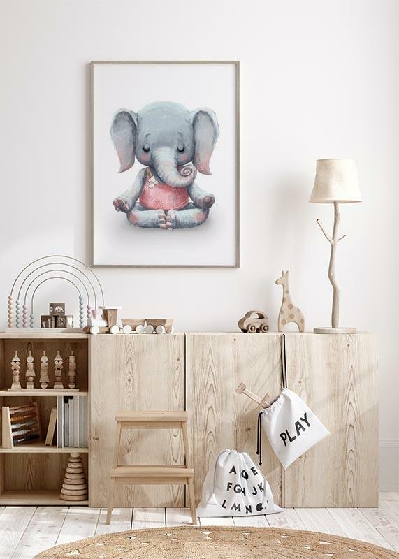 Yoga Elephant-2