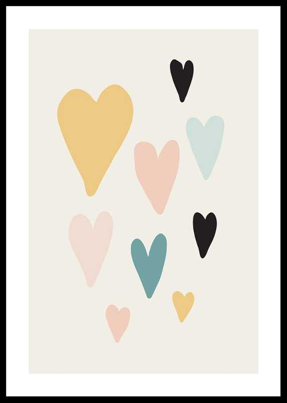 Playful Hearts